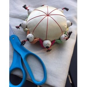 Other - ROUND PIN CUSHION  👀